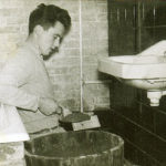 Badeværelse flisearbejde